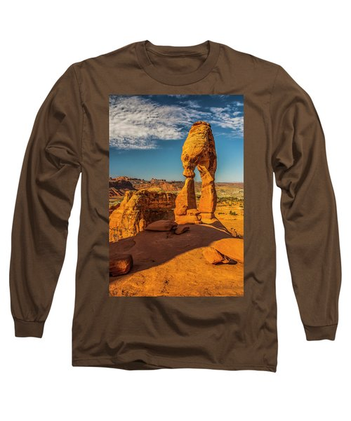 On This New Morning Long Sleeve T-Shirt