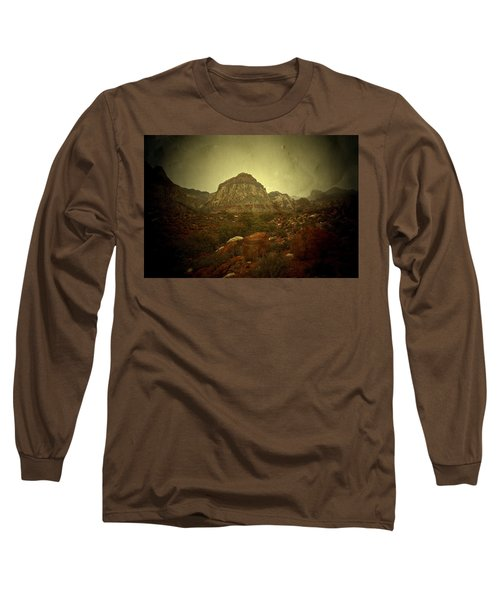 Long Sleeve T-Shirt featuring the photograph One Day by Mark Ross
