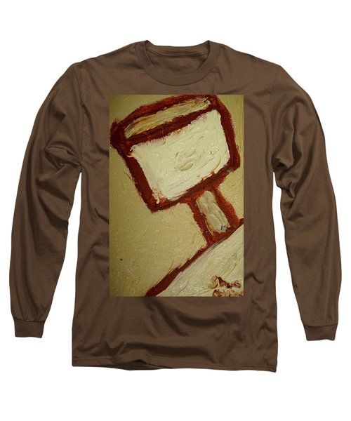 One Lamp Long Sleeve T-Shirt by Shea Holliman