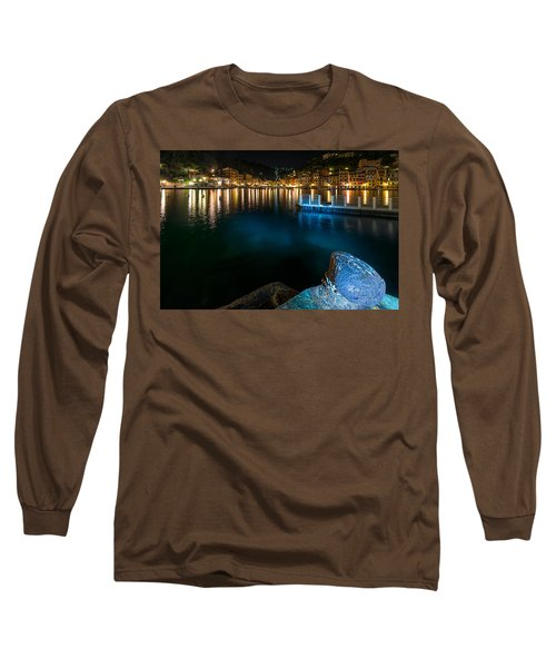 One Night In Portofino - Una Notte A Portofino Long Sleeve T-Shirt