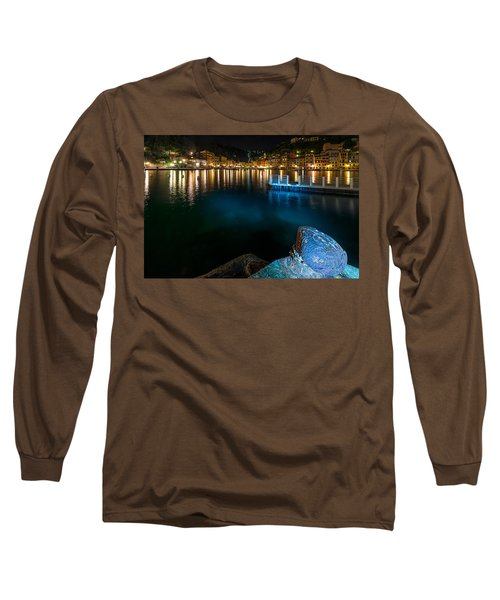 One Night In Portofino - Una Notte A Portofino Long Sleeve T-Shirt