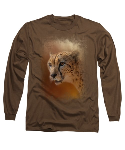 One With The Sun Long Sleeve T-Shirt by Jai Johnson