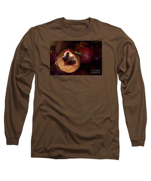 Long Sleeve T-Shirt featuring the photograph Opening by Nora Boghossian