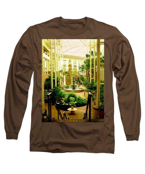 Opryland Hotel Long Sleeve T-Shirt