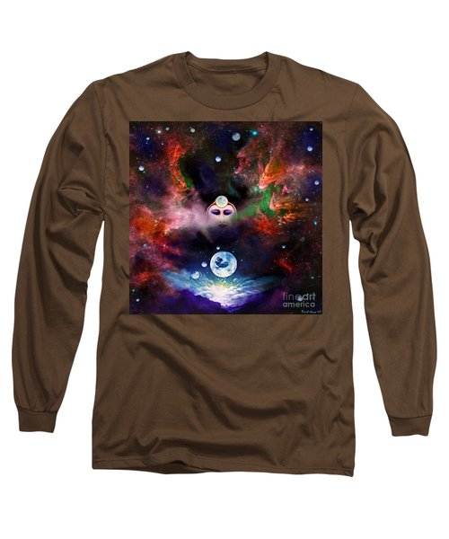 Oracle  Calling The Beasts Long Sleeve T-Shirt