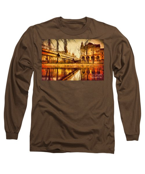 Oradea Chris River Long Sleeve T-Shirt