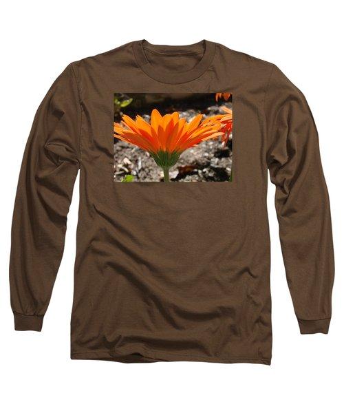 Orange Glory Long Sleeve T-Shirt