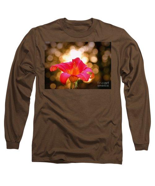 Orbs All Around Long Sleeve T-Shirt