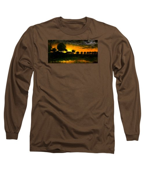 Orchard Sundown Long Sleeve T-Shirt