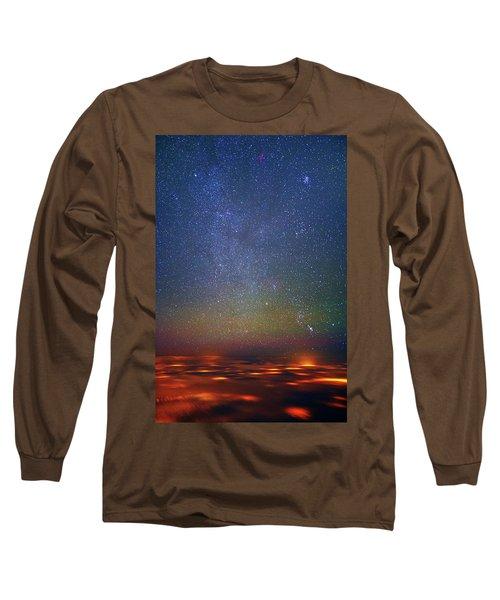 Orion Rising Long Sleeve T-Shirt
