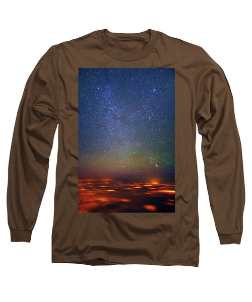 Orion Rising Long Sleeve T-Shirt