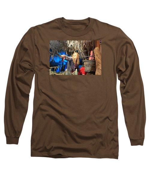 Orlando Bloom Long Sleeve T-Shirt