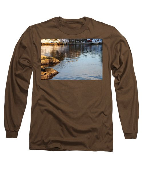 Oslo Fjords In Norway.  Long Sleeve T-Shirt