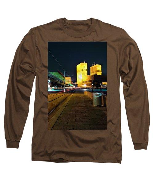 Oslo Town Hall Long Sleeve T-Shirt