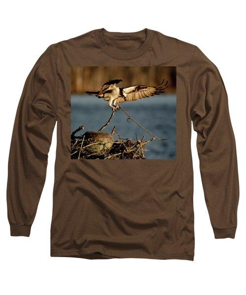 Osprey 2017-3 Long Sleeve T-Shirt
