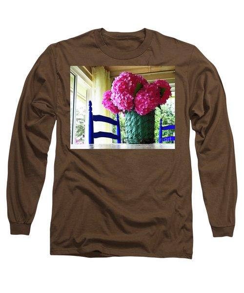 Otisco Morning Long Sleeve T-Shirt