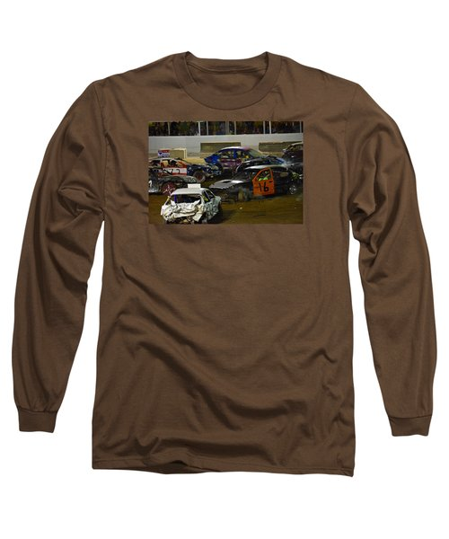 Ouch.... Long Sleeve T-Shirt