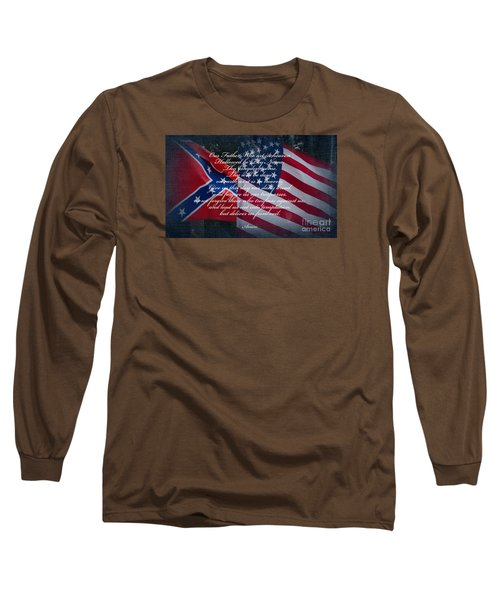 Our Father Long Sleeve T-Shirt