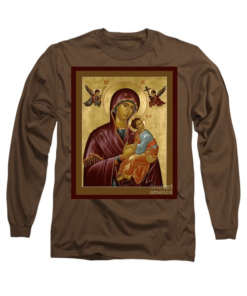 Our Lady Of Perpetual Help - Rloph Long Sleeve T-Shirt