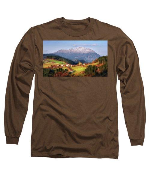 Our Little Switzerland Long Sleeve T-Shirt