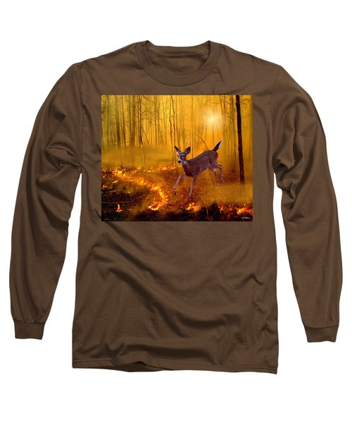 Out Of Egypt Long Sleeve T-Shirt by Bill Stephens