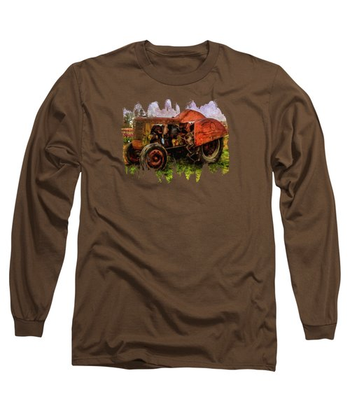 Put Out To Pasture Long Sleeve T-Shirt