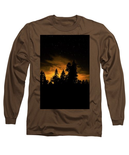 Outside Of Town Long Sleeve T-Shirt