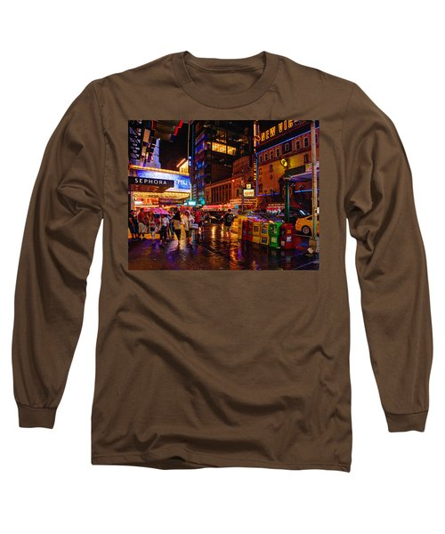 Outside The Square 023 Long Sleeve T-Shirt