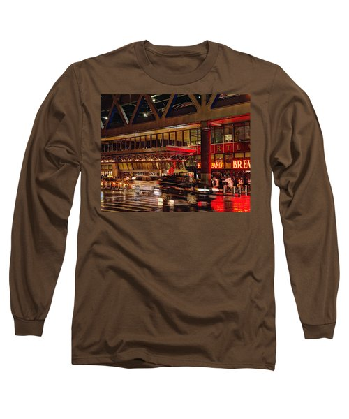 Outside The Square 024 Long Sleeve T-Shirt