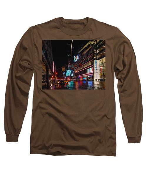 Outside The Square 027 Long Sleeve T-Shirt
