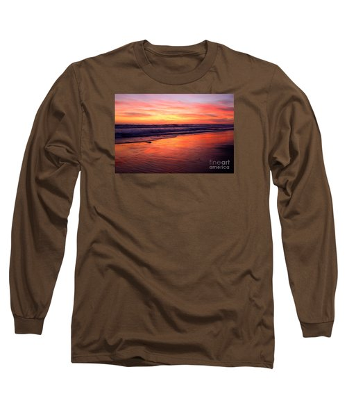 Cardiff Coast  Long Sleeve T-Shirt