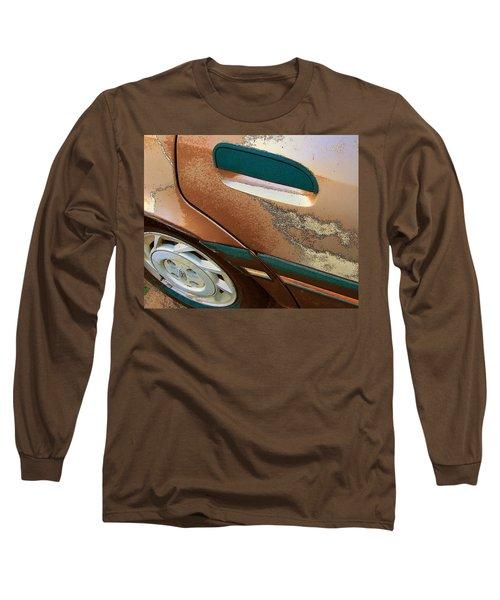 Paint Job Long Sleeve T-Shirt by Lenore Senior