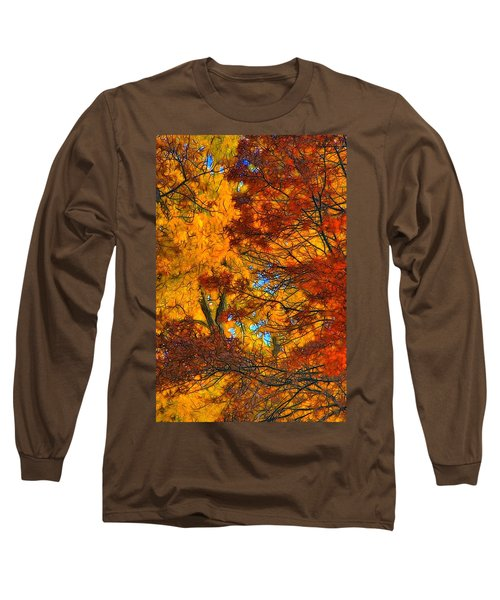 Painterly Long Sleeve T-Shirt
