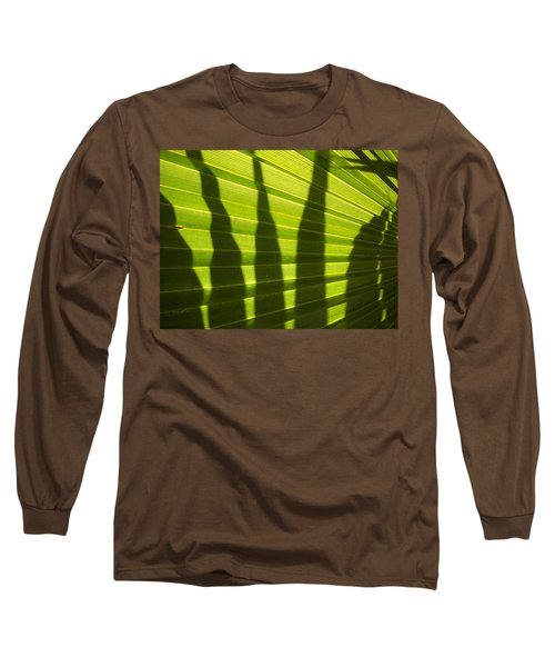 Long Sleeve T-Shirt featuring the photograph Palmetto 4 by Renate Nadi Wesley