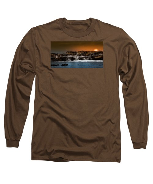 Palos Verdes Coast Long Sleeve T-Shirt