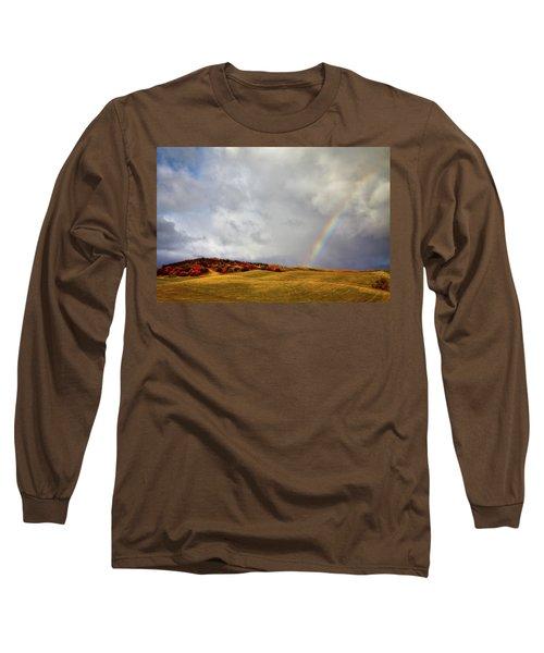 Palouse Rainbow Long Sleeve T-Shirt
