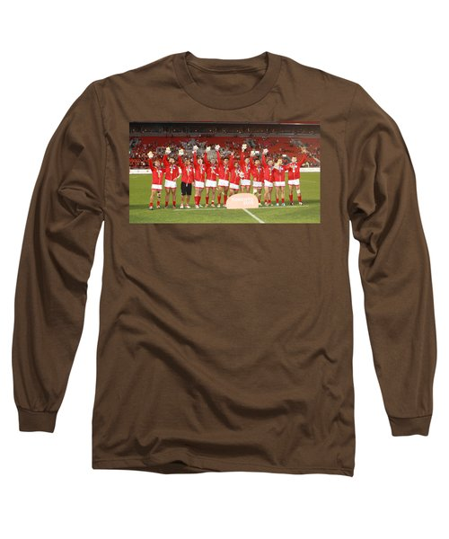 Pamam Games. Mens' 7's Long Sleeve T-Shirt