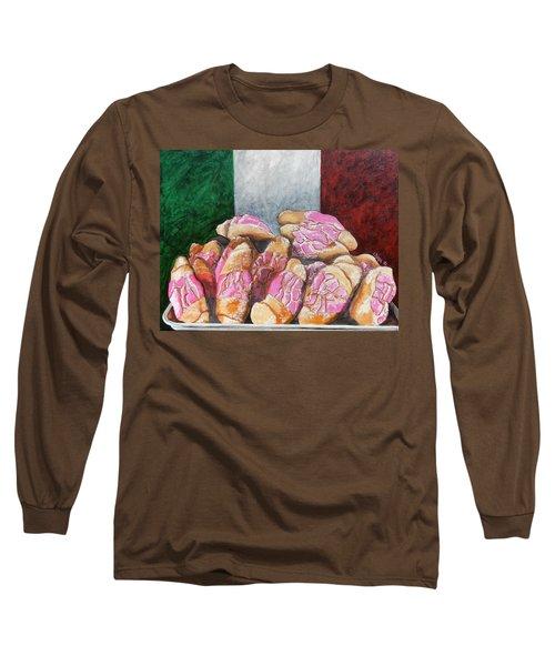 Pan De Cinco Long Sleeve T-Shirt