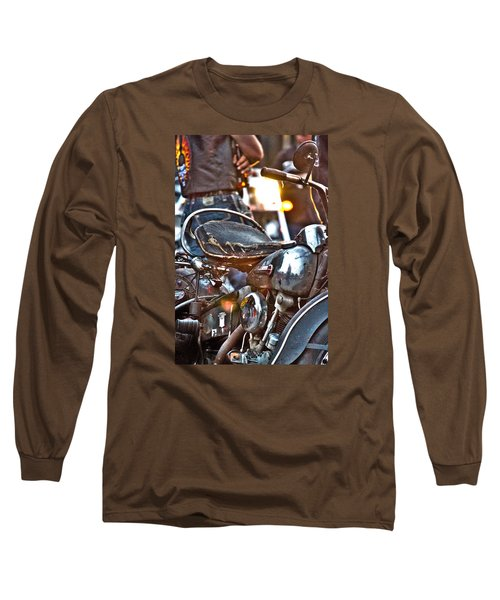 002 - Panhead Long Sleeve T-Shirt
