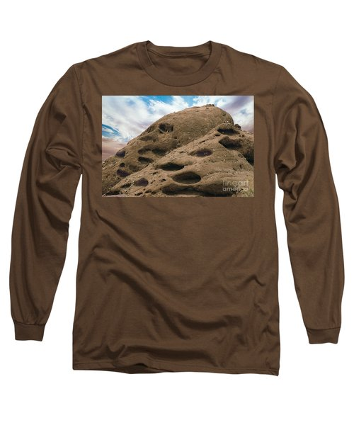 Papago Buttes Long Sleeve T-Shirt by Anne Rodkin