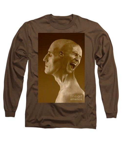 Paranoid Schizophrenia Long Sleeve T-Shirt