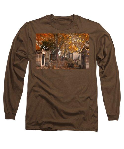 Parisian Fall Long Sleeve T-Shirt