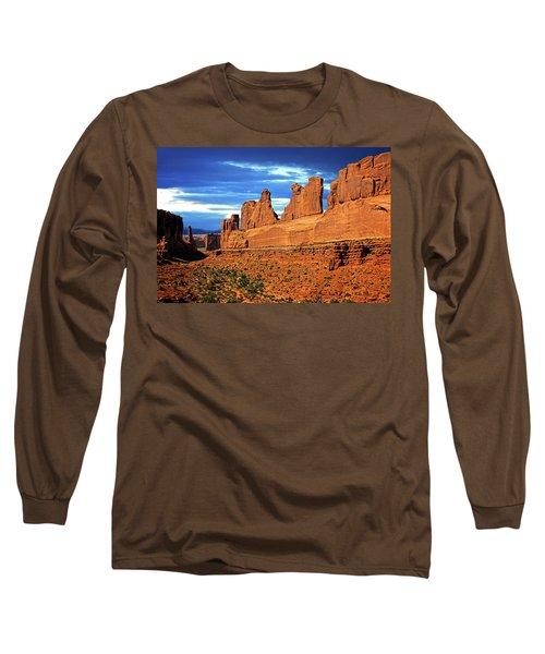 Park Avenue Long Sleeve T-Shirt