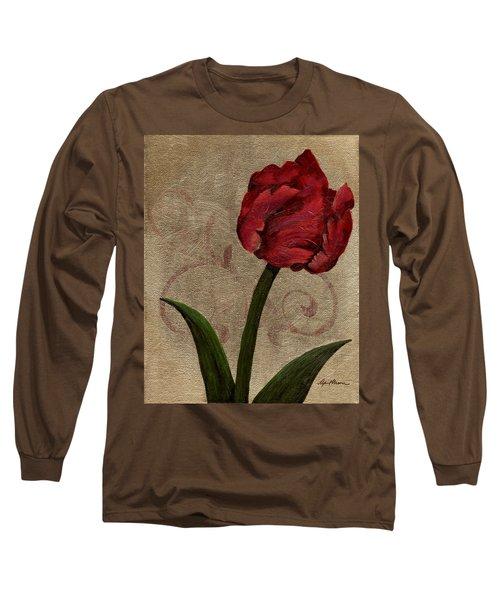 Parrot Tulip II Long Sleeve T-Shirt