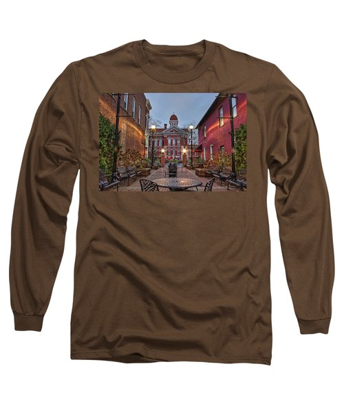 Parry Court Long Sleeve T-Shirt