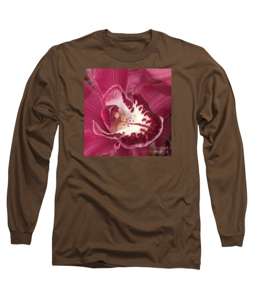 Passionate Purple Long Sleeve T-Shirt