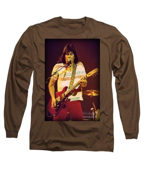 Pat Travers 1 Long Sleeve T-Shirt
