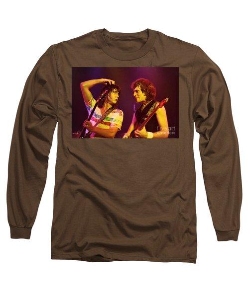 Pat Travers 2 Long Sleeve T-Shirt