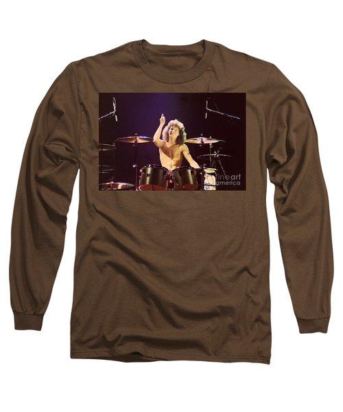 Pat Travers 3 Long Sleeve T-Shirt