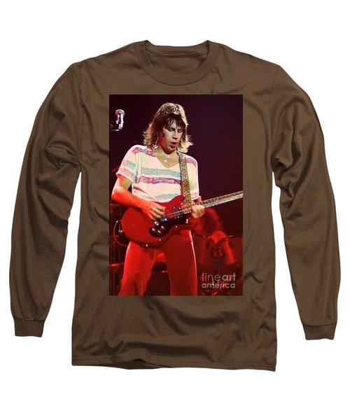 Pat Travers 4 Long Sleeve T-Shirt